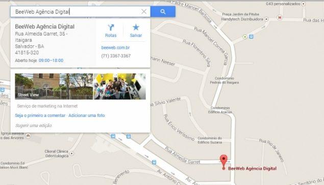 O mundo em tempo real através do Google