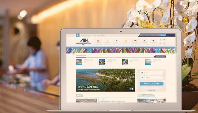 Novo Portal da ABIH entra na web com promessa de ser divisor de águas no mercado