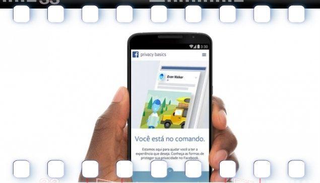 Novos recursos e controles na política de privacidade do Facebook