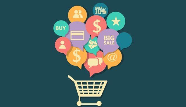 Quem pesquisa online gasta 40% mais