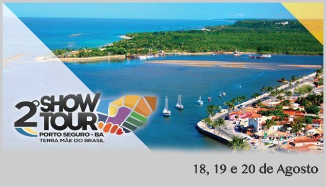 BeeWeb Marca Presença no ShowTour Porto Seguro 2016