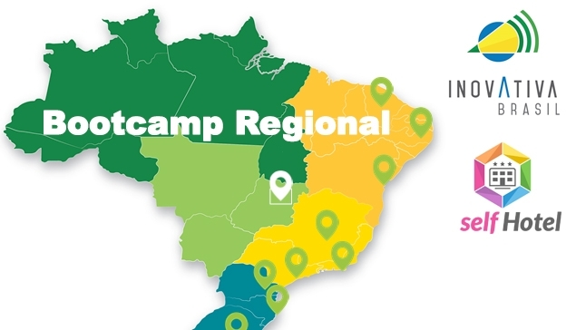 selfHotel presente no Bootcamp regional do Inovativa