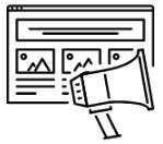 Propagação do site com a BeeWeb