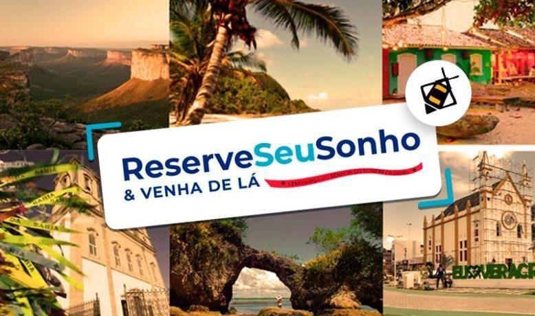 """Campanha """"Reserve Seu Sonho E Venha De Lá"""" estimula a retomada do setor hoteleiro"""